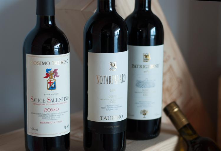 Les vins