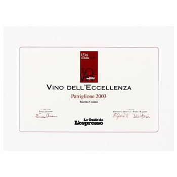 les vins d'Italie 2010