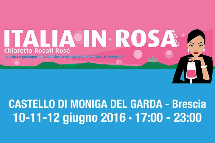 Italia in Rosa 2016 Moniga del Garda Italy