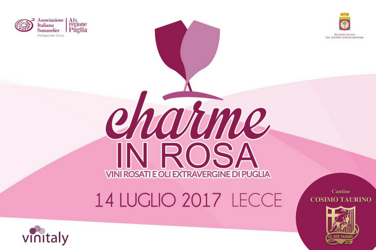 Charme in Rosa 2017, Lecce, Italie