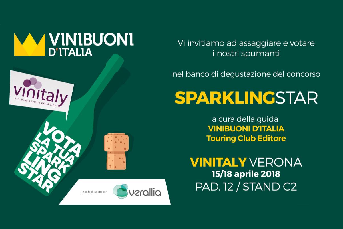 SparklingStar Vinitaly 2018