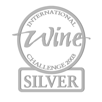 international wine challenge silver medal 2003