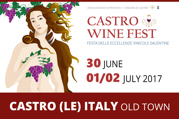 Castro Wine Fest - A festival of wines from Salento
